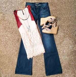 Lucky Brand Women's Brooke Flare Jeans 26